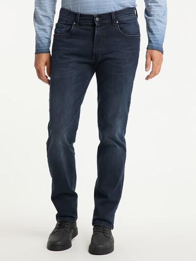 PIONEER Jeans 'THOMAS' in de kleur Donkerblauw: Vooraanzicht