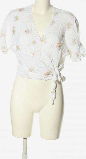 Rails Wickel-Bluse in M in creme / khaki / weiß, Produktansicht