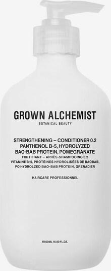 Grown Alchemist Conditioner '0.2 Strengthening' in weiß, Produktansicht