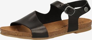 COSMOS COMFORT Sandalen in Schwarz