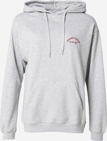 Maison Labiche Sweatshirt in Grey