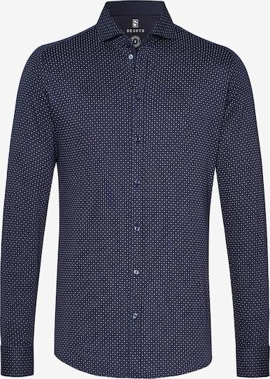 DESOTO Hemd in hellblau / dunkelblau, Produktansicht