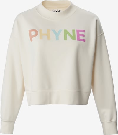 PHYNE Cropped Sweater PHYNE in puder, Produktansicht