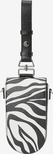 Ekonika Haubencase in schwarz / weiß, Produktansicht