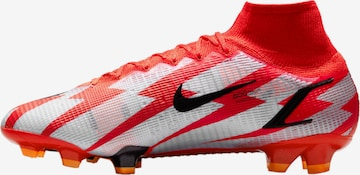 NIKE Soccer Cleats in Red