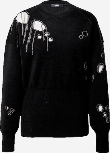 DIESEL Pulover 'ARIZONA' u crna: Prednji pogled