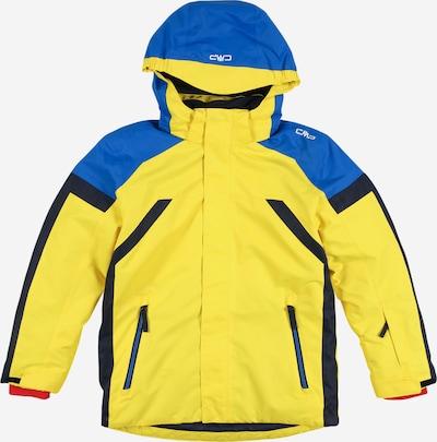 CMP Jacke in blau / gelb, Produktansicht