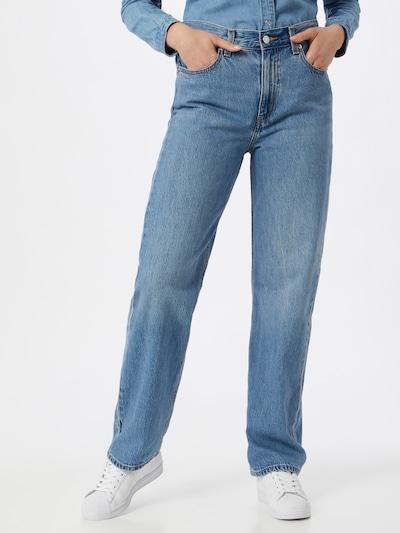 LEVI'S Traperice 'LOOSE STRAIGHT WB' u plavi traper, Prikaz modela
