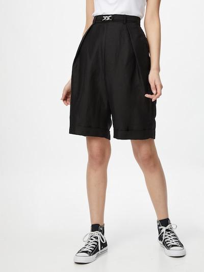 The Kooples Hose in schwarz, Modelansicht