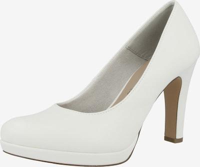 TAMARIS Cipele s potpeticom u bijela, Pregled proizvoda