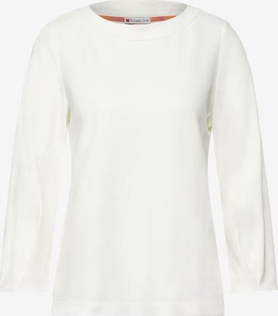 STREET ONE Shirt in weiß, Produktansicht