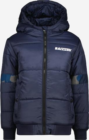 Veste mi-saison 'TAIPING' Raizzed en bleu