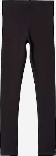 NAME IT Leggings 'NKFVIVIAN' in schwarz, Produktansicht