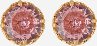 Kate Spade Ohrringe en gold / pink, Vue avec produit