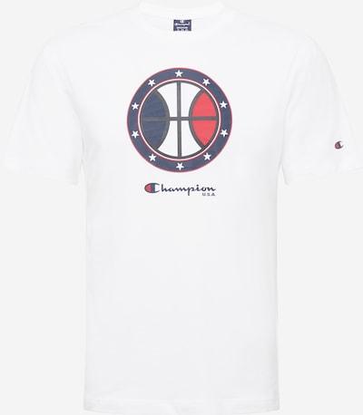 Champion Authentic Athletic Apparel Tričko 'Off Court' - námornícka modrá / červená / biela, Produkt