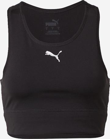 Soutien-gorge de sport PUMA en noir