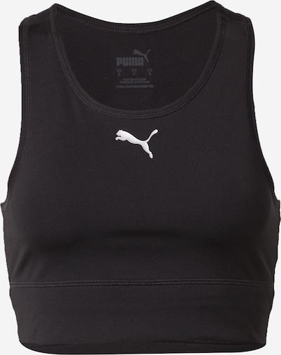 PUMA Športni nederček | črna barva, Prikaz izdelka