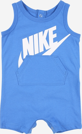 Nike Sportswear Romper in blau / weiß, Produktansicht