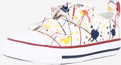 CONVERSE Sneaker in navy / gelb / rot / weiß, Produktansicht