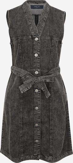 Noisy May (Tall) Kleid 'VERITA' in black denim, Produktansicht