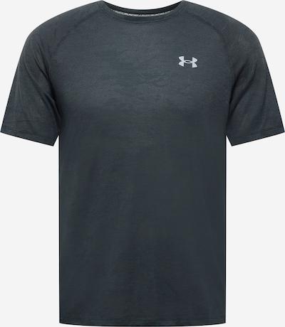 UNDER ARMOUR Shirt 'Streaker' in dunkelblau / schwarz, Produktansicht