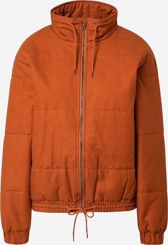 bleed clothing Between-Season Jacket 'Guerilla' in Brown