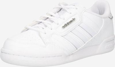 ADIDAS ORIGINALS Sneaker 'CONTINENTAL 80' in silber / weiß, Produktansicht