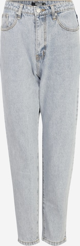 Missguided Petite Jeans 'Riot' in Blauw