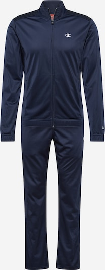 Costum de trening Champion Authentic Athletic Apparel pe navy, Vizualizare produs