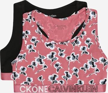 Calvin Klein Underwear Rinnahoidja, värv roosa