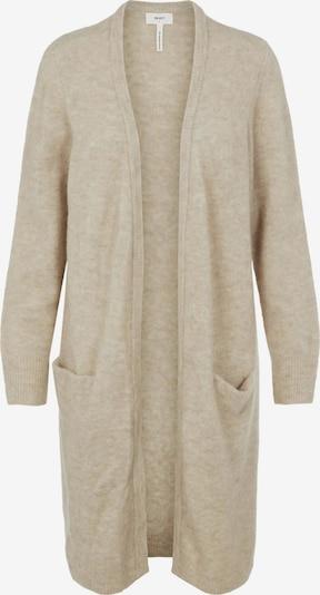 OBJECT Cardigan 'Nete' en beige / greige, Vue avec produit