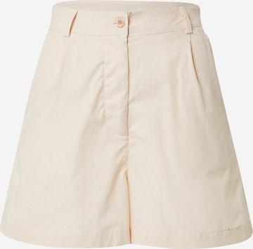 Cotton On Voltidega püksid 'STANDOUT', värv beež