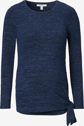 Esprit Maternity Shirt in blau / blaumeliert, Produktansicht