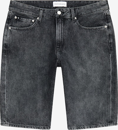 Calvin Klein Jeans Дънки в черен деним, Преглед на продукта