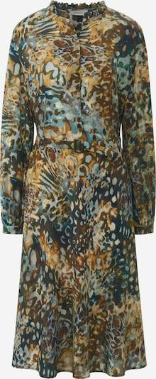 Uta Raasch Abendkleid Kleid mit Stehkragen in mischfarben, Produktansicht