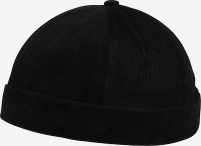 ABOUT YOU Bonnet 'Colin' en noir, Vue avec produit