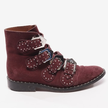 Givenchy Dress Boots in 38,5 in Red