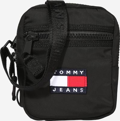 Geantă de umăr Tommy Jeans pe albastru noapte / roșu / negru / alb, Vizualizare produs