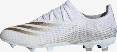 ADIDAS PERFORMANCE Fußballschuh ' X Ghosted.3' in gold / weiß, Produktansicht