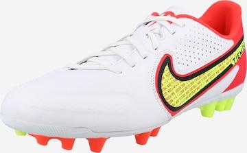 NIKE Παπούτσι ποδοσφαίρου 'Tiempo Legend 9' σε λευκό