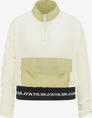 myMo ATHLSR Funktionsjacke in Weiß