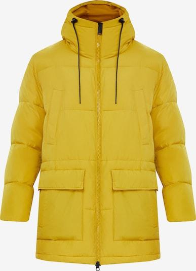 Finn Flare Steppjacke in gelb, Produktansicht