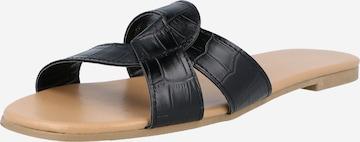 NEW LOOK Mules 'FELIZ' in Black