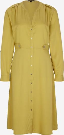 COMMA Robe en jaune, Vue avec produit