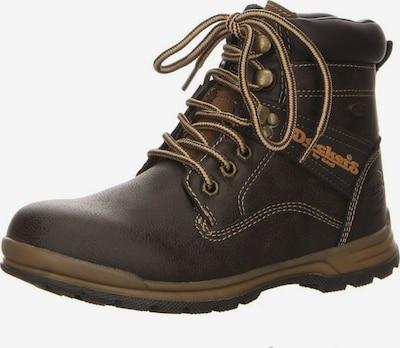 Dockers Laarzen in de kleur Donkerbruin, Productweergave