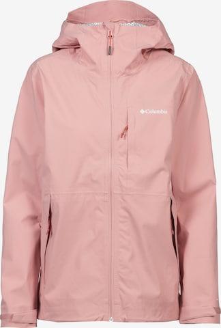COLUMBIA Spordijope 'OMNI TECH™ AMPLI DRY™', värv roosa