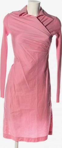 SAND COPENHAGEN Langarmkleid in XS in Pink