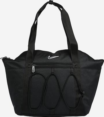 NIKE Sports Bag in Black