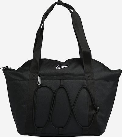 NIKE Bolsa de deporte en negro / blanco, Vista del producto