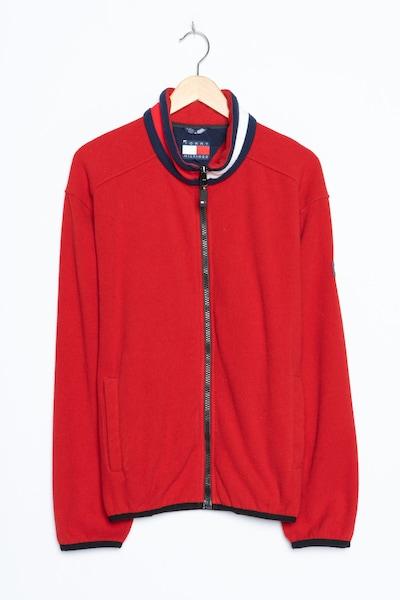 TOMMY HILFIGER Fleece in L in rot, Produktansicht
